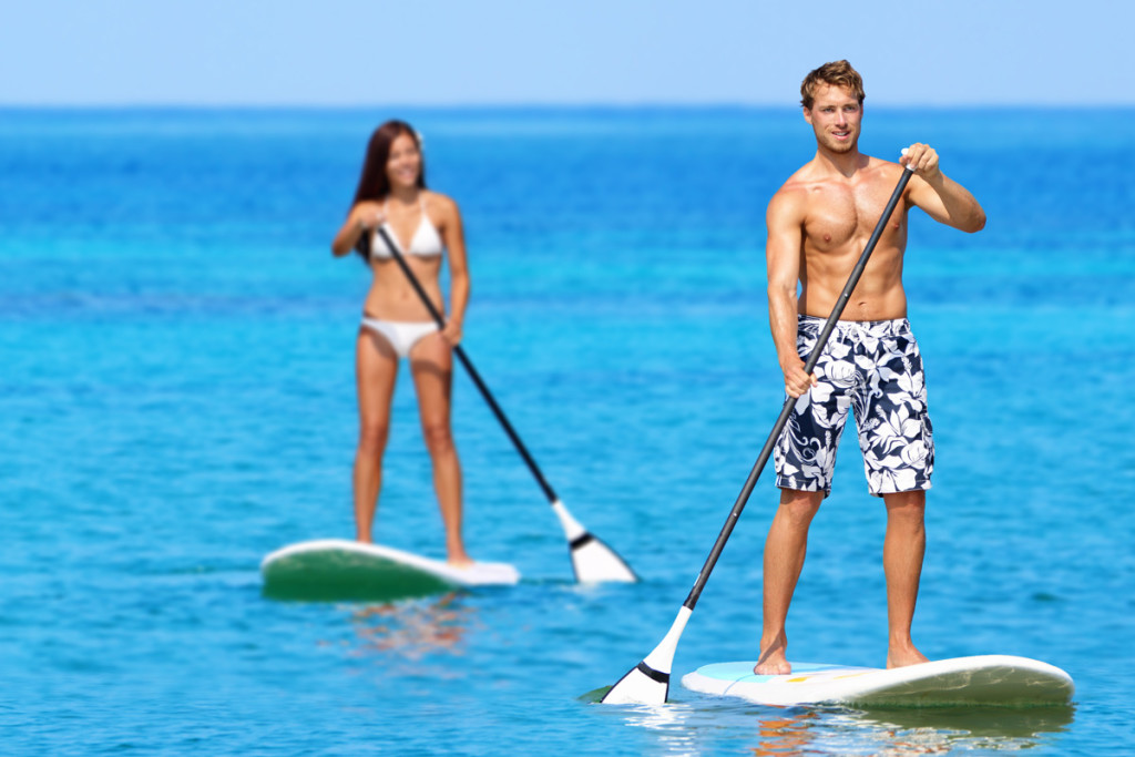 Stand Up Paddle Board Al